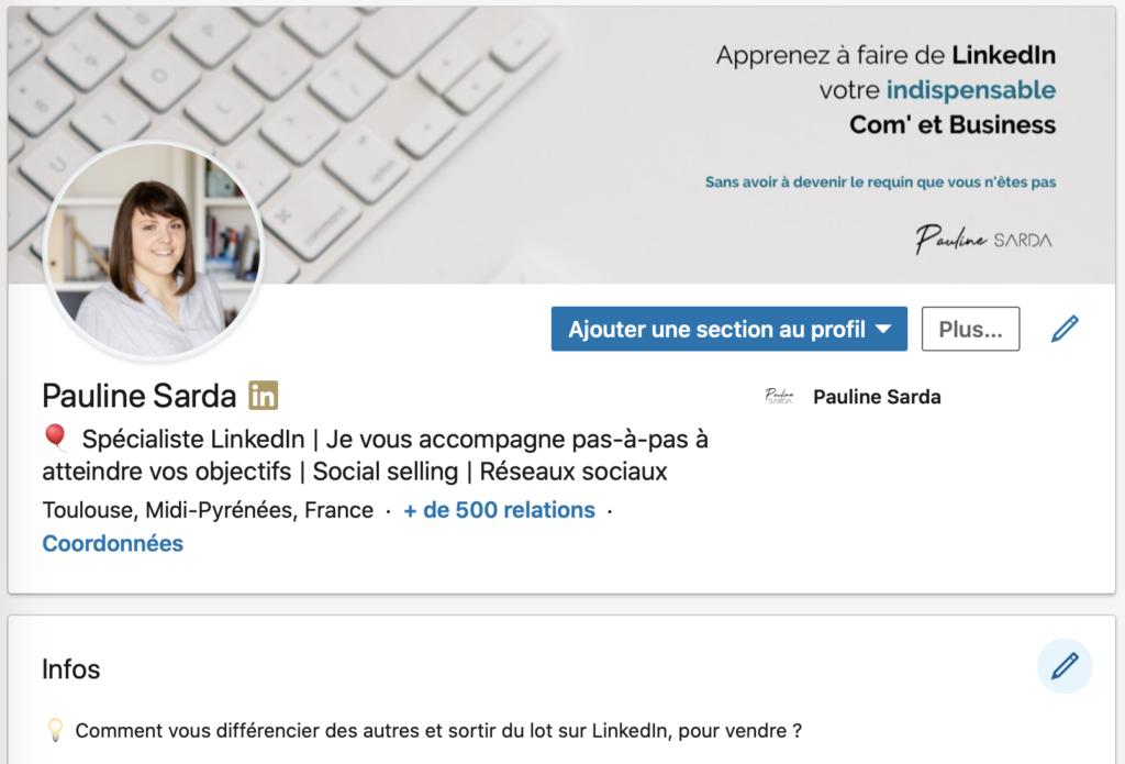 Comment ajouter un média sur son profil LinkedIn